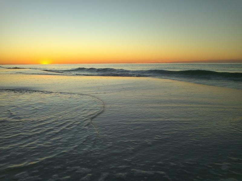 Sunrise in Destin Crystal Beach